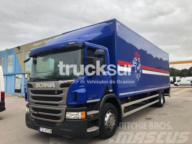 Scania P250.18