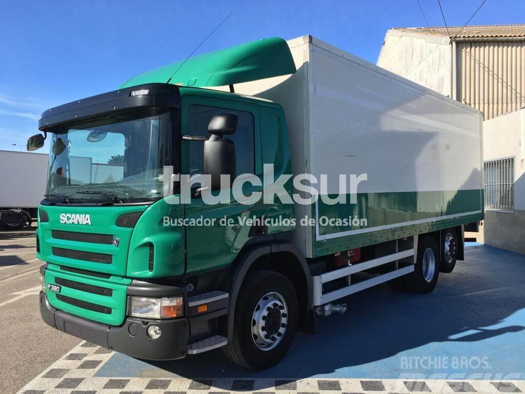 Scania P320 6x2*4