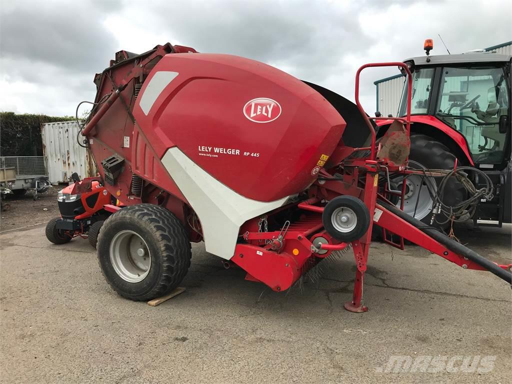 [Other] Misc.Machinery LELY WELGER