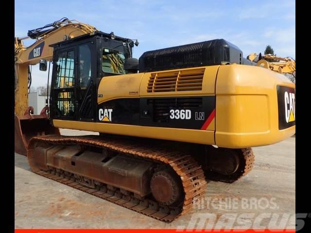Caterpillar 336 D LN