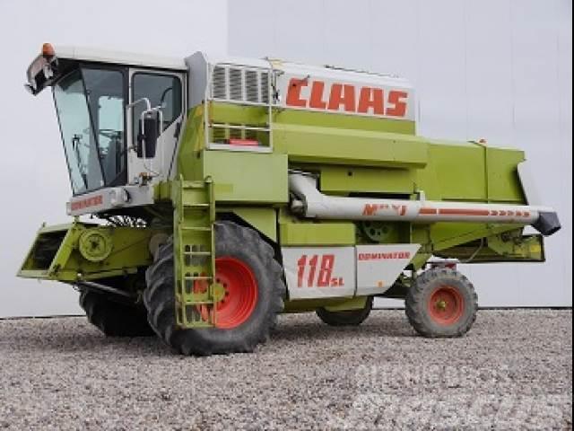 CLAAS Dominator 108 SL M