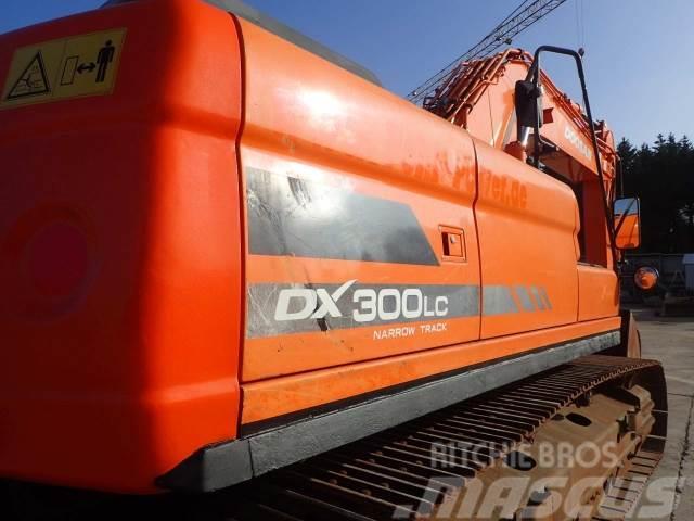 Doosan DX 300 LC NARROW TRACK