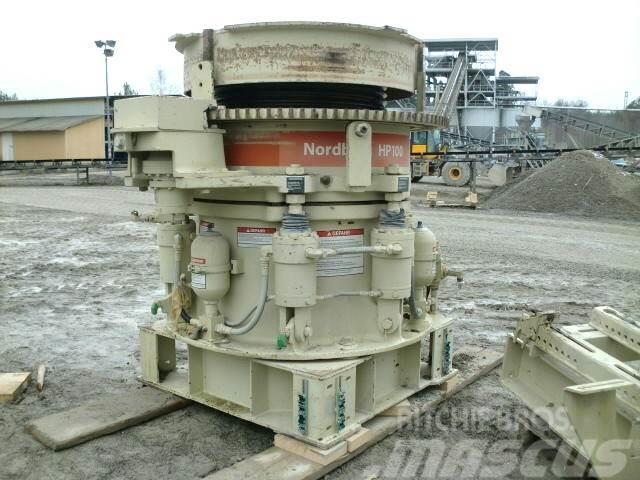 Metso - MOGARDSHAMMER HP 100