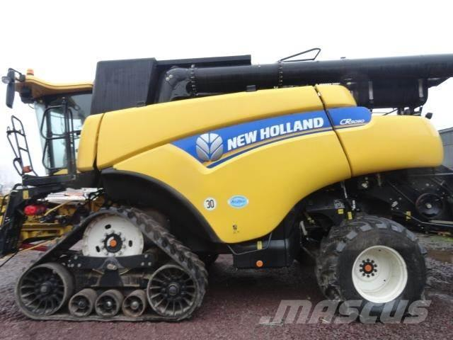 New Holland CR 9090 T