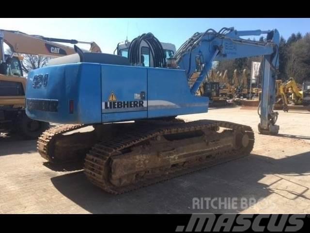 [Other] Excavator pe senile Liebherr R 924 B HDSL Litronic