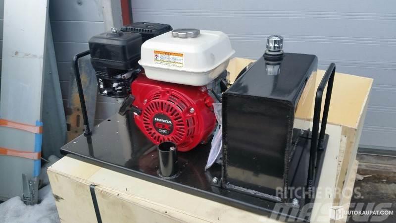 [Other] Hydraulikoneikko omalla moottorilla Honda