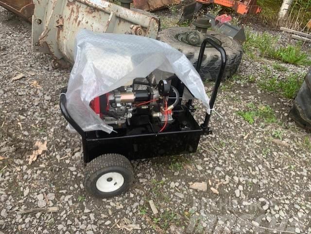 [Other] Hydraulikoneikko omalla moottorilla Lifan