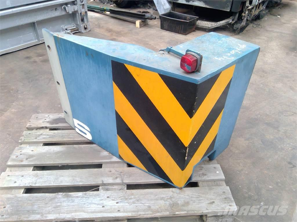 Faun ATF 40G-2 counterweight 0.7 ton right side