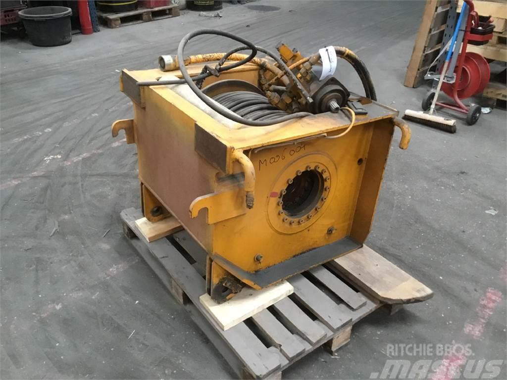 Krupp KMK 3045 4060 4070 winch