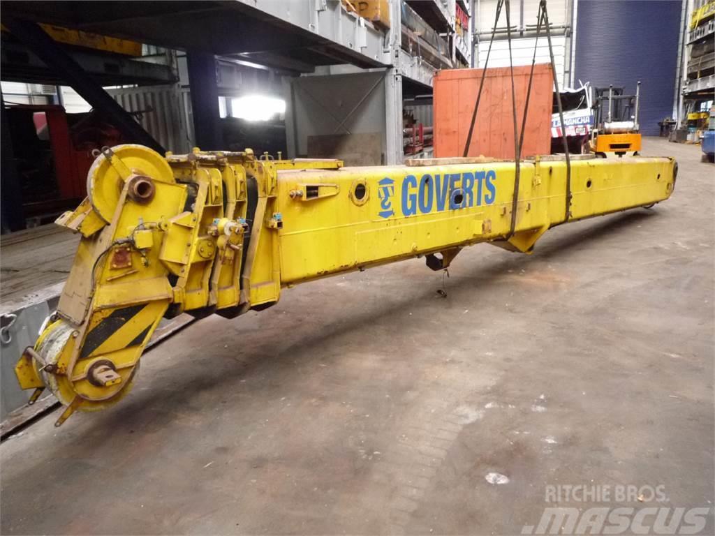 Liebherr LTM 1035-2 complete boom