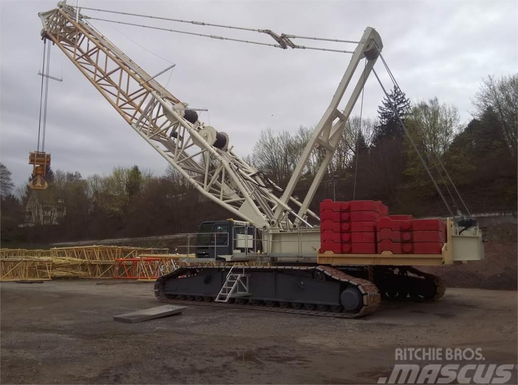 [Other] GCV Pedestal Crane 300T