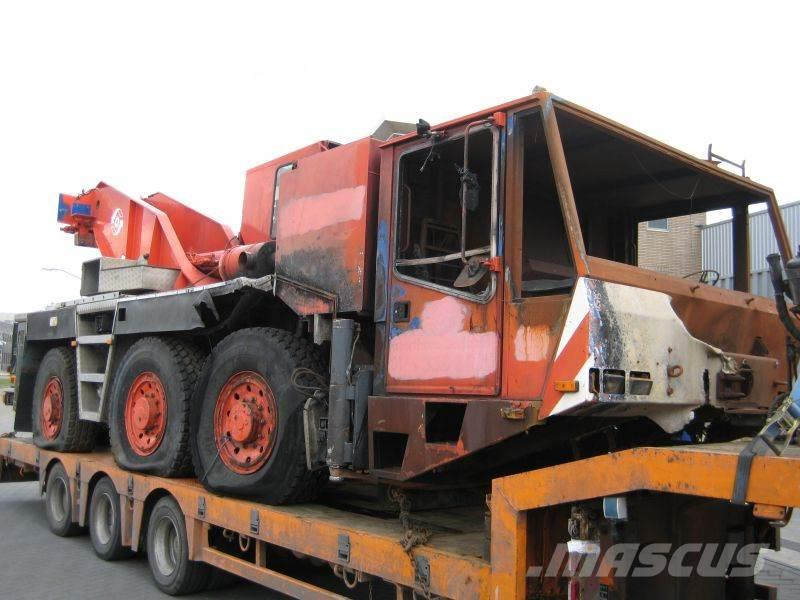 Terex Demag Demag AC 155 for parts