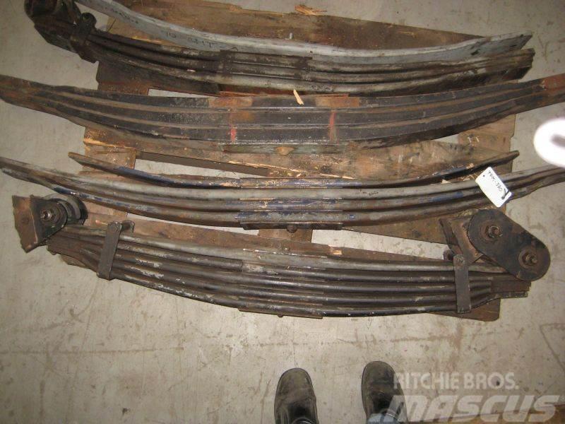 Terex PPM PPM 380 springs