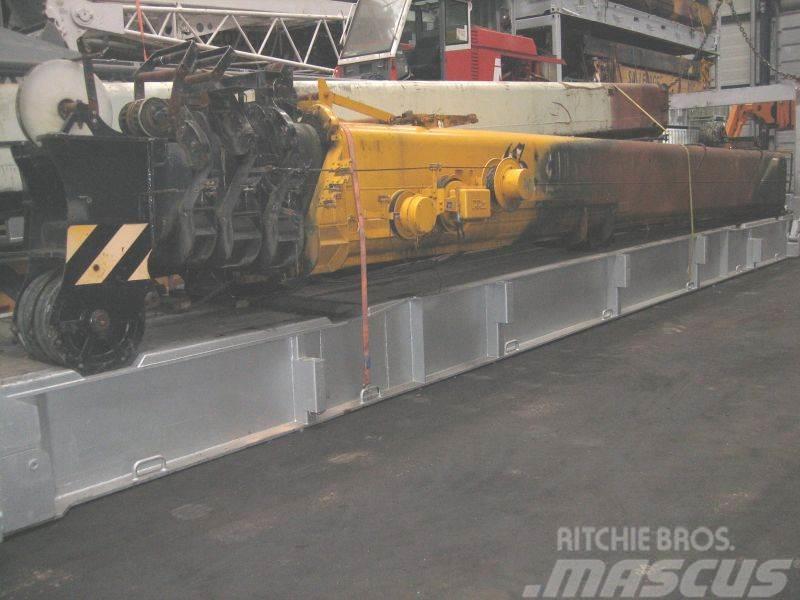 Terex PPM PPM 600 att boom - Crane parts and equipment