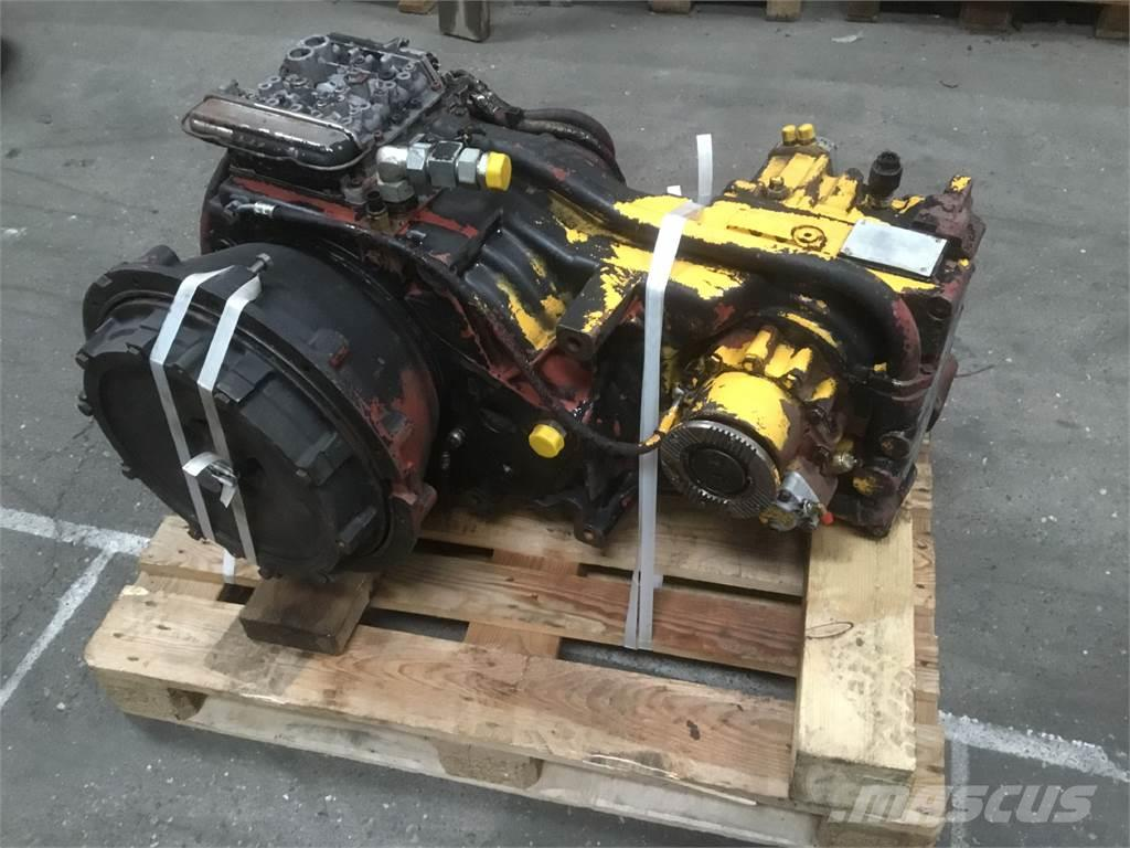 ZF 6 WG 200 from LTM 1050-1