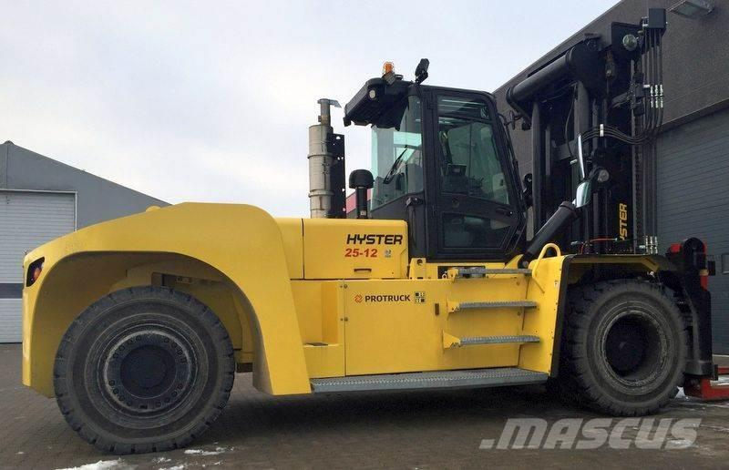 Hyster H25.00 XM-12