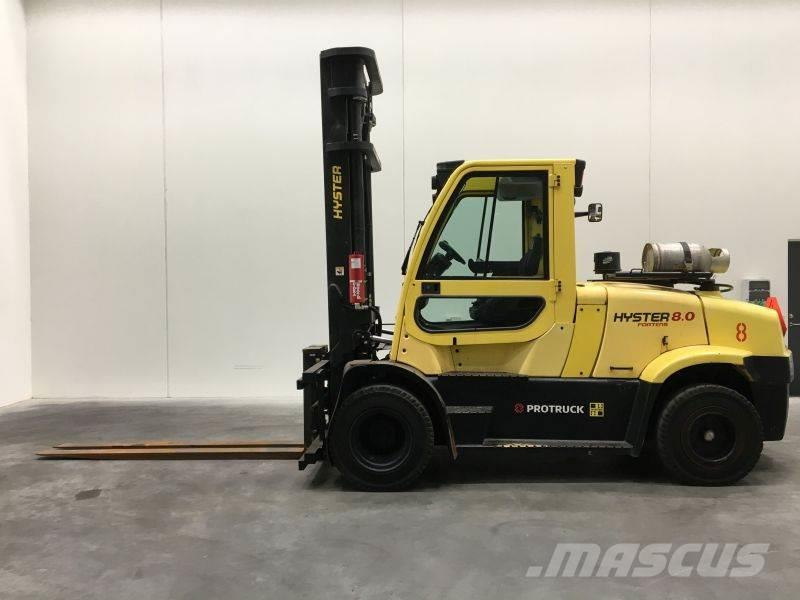 Hyster H8.00 FT-9