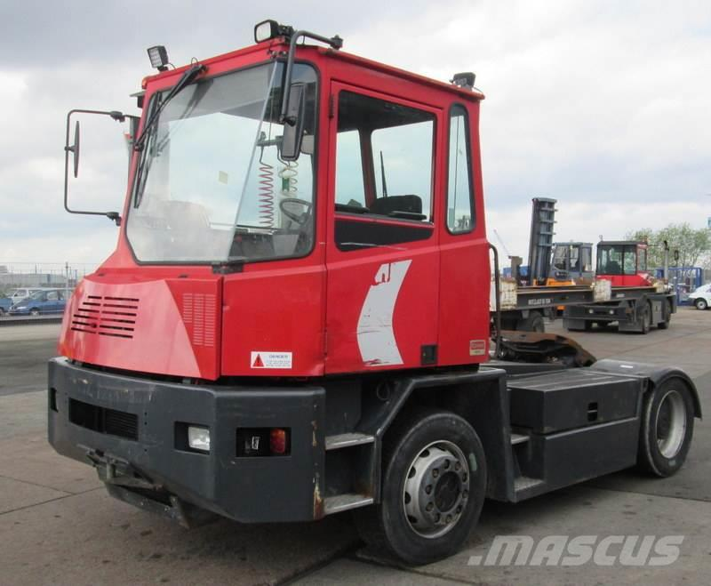 Used Kalmar TRX182iA terminal tractors Year: 2006 for sale ...