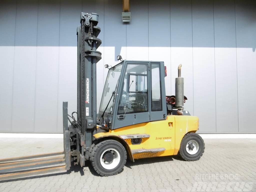 Jungheinrich TFG 670-G550ZT