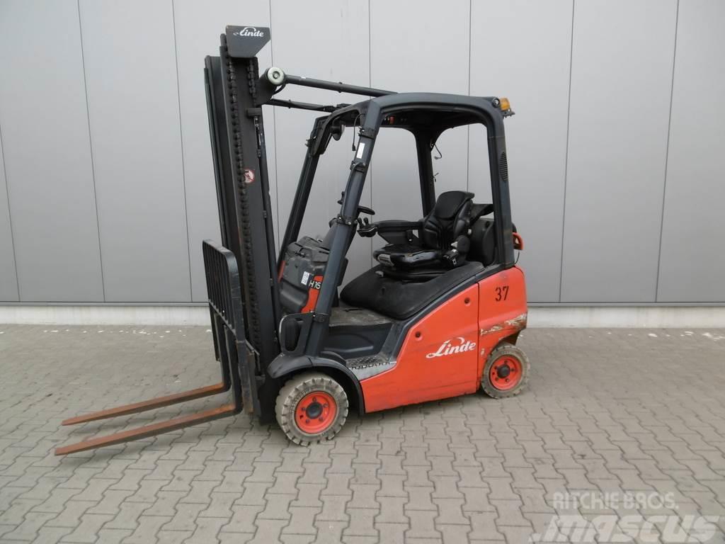 Linde H 16 T-01 / 391