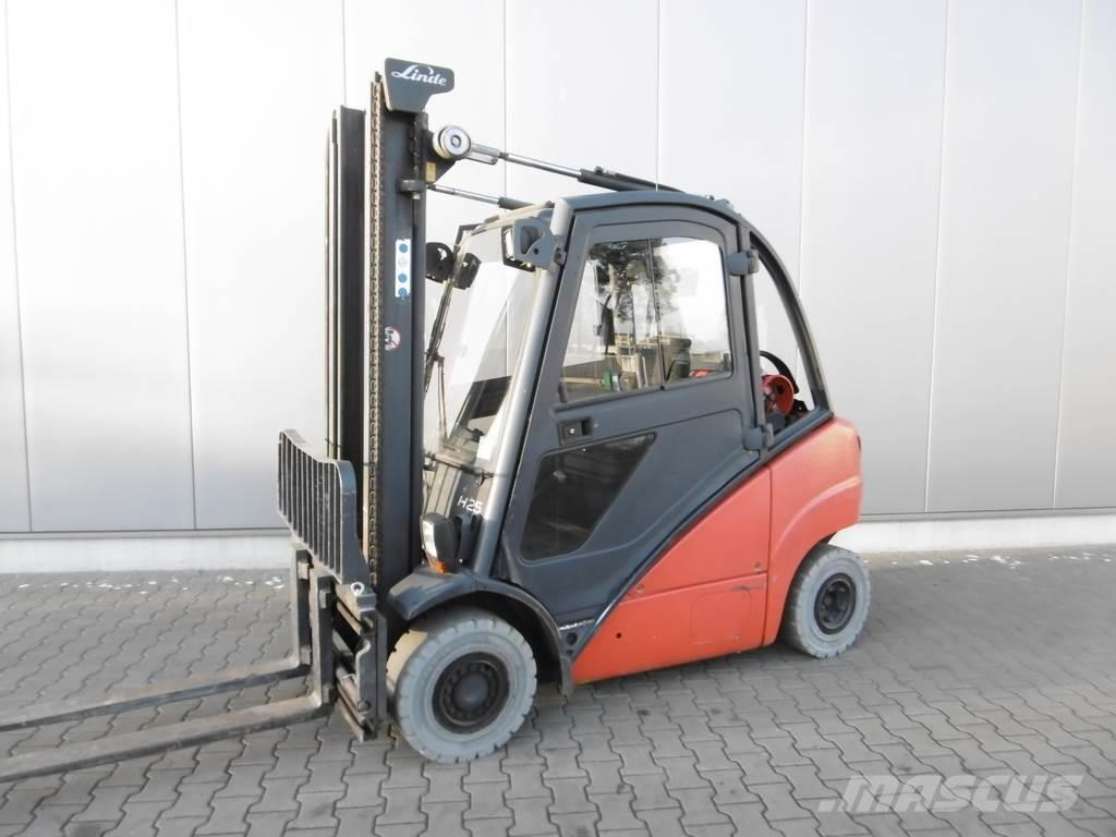Linde H 25 T / 392