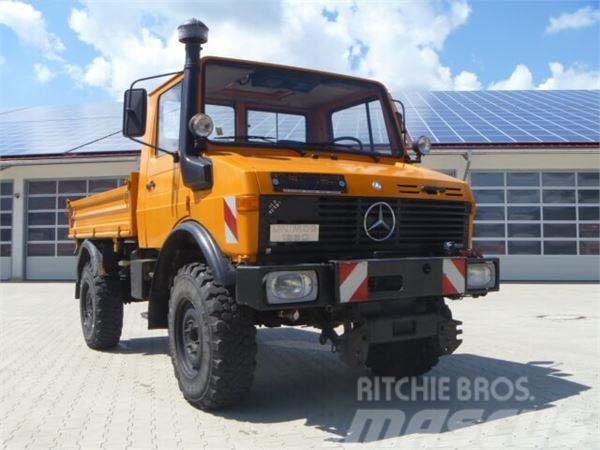 Unimog 1250 - U1250 424 14949 Mercedes Benz 424