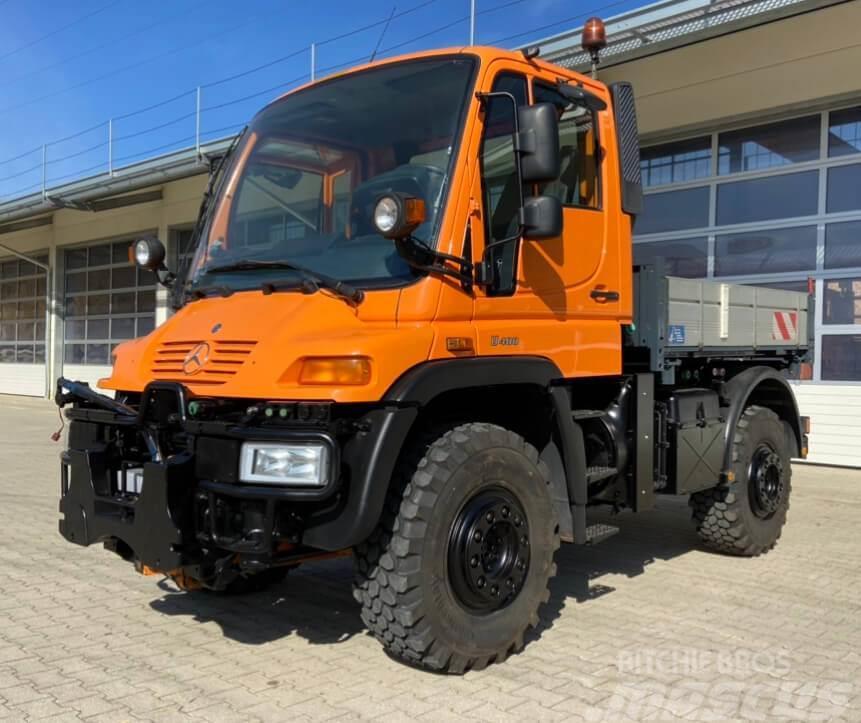Unimog 1650 - U1650 427 50076 Mercedes Benz 427