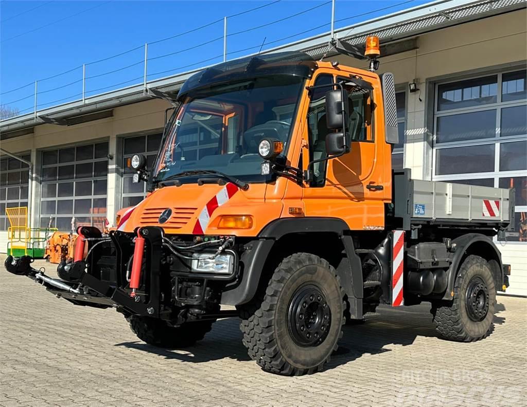Unimog 300 - U300 405 27667 mit Wandlerkupplung Me