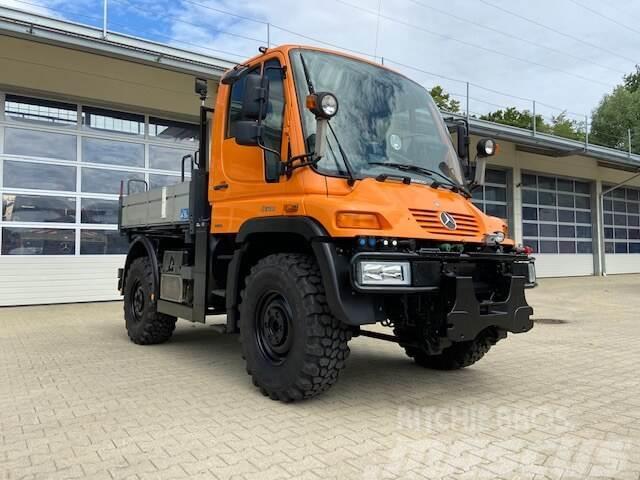 Unimog 300 - U300 405 28439 mit Wandlerkupplung Me