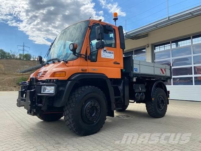 Unimog 90Turbo - U90Turbo 408 98835 Mercedes Benz