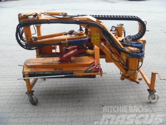 Unimog Frontmulcher Dücker RSM 13