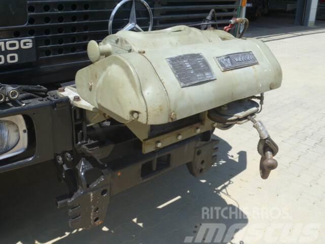 Unimog - Kleinschlepper Vorbaurasenmäher M835