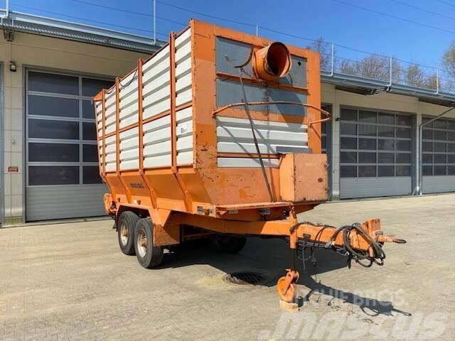 Unimog Ladewagen Heywang MHT1300