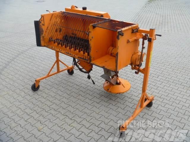Unimog Salzstreuer Gmeiner DK WA 24V, 2000, Sand- och saltspridare
