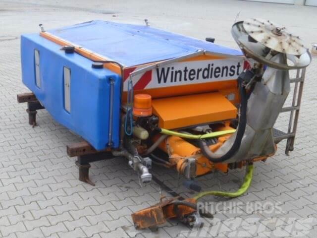 Unimog Salzstreuer Gmeiner STA2500TC FS