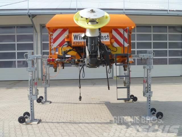 Unimog Salzstreuer Rauch SA 340