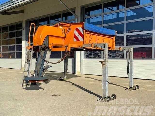 Unimog Salzstreuer Schmidt SST 24 AX
