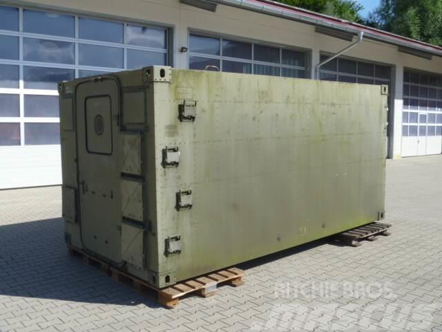 Unimog Sanikoffer SGH BW4250