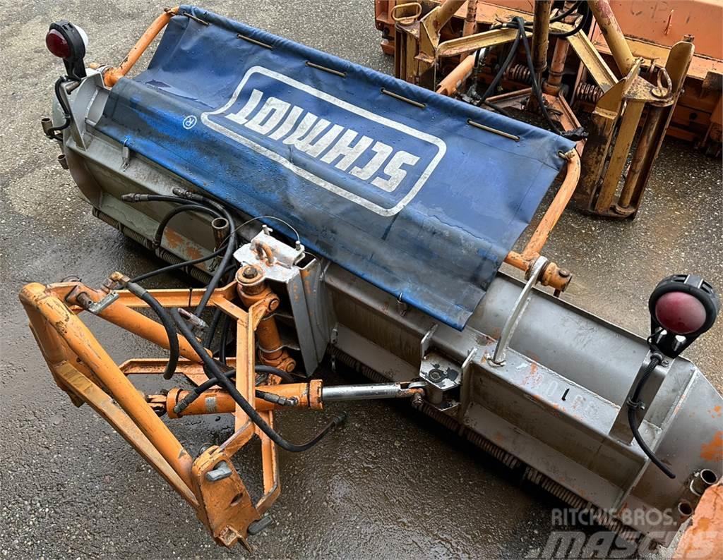 Unimog Schneepflug - Schneeschild RASCO SPTT 2.7, 2013, Snöblad och plogar