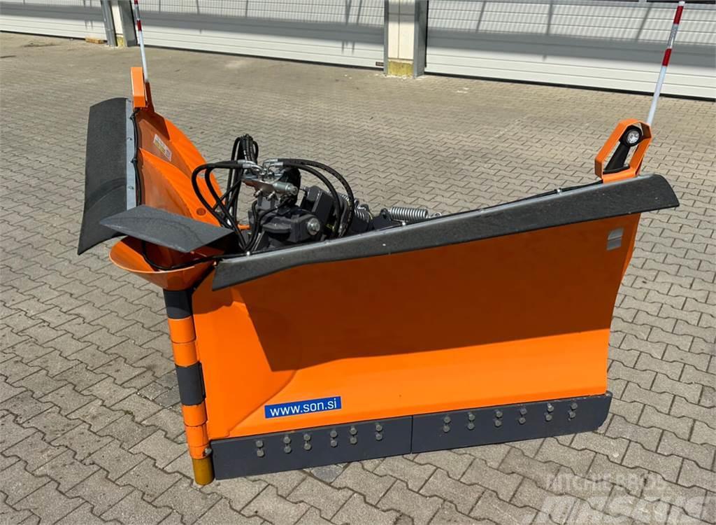 Unimog Schneepflug - Schneeschild Rasco MSP 3.2