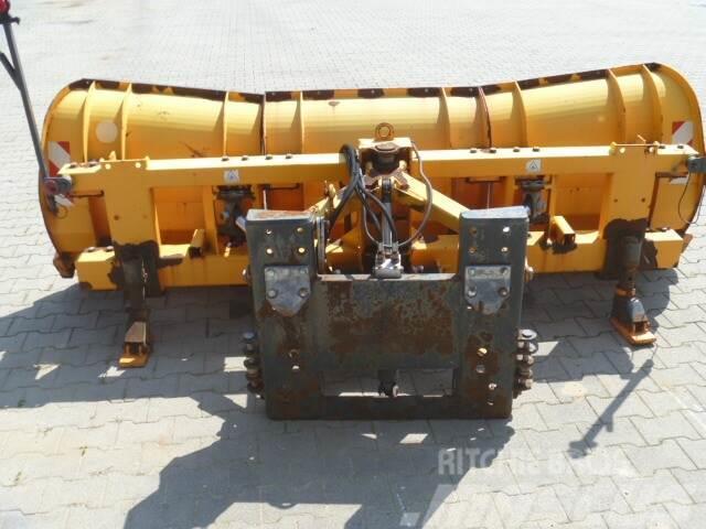 Unimog Schneepflug - Schneeschild RASCO Mosor-PK 3, 2012, Snöblad och plogar