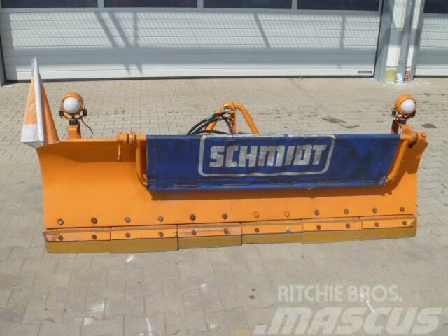Unimog Schneepflug - Schneeschild Schmidt SPTT 3.0