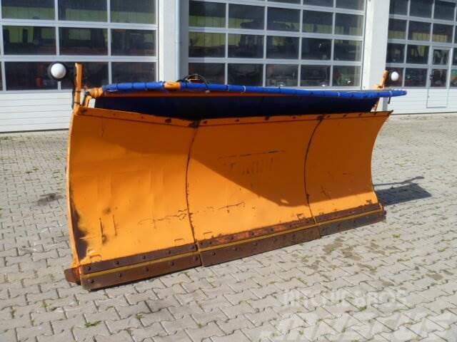 Unimog Schneepflug - Schneeschild Schmidt M30.3