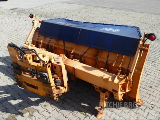 Unimog Schneepflug - Schneeschild Schmidt M30.3, 2002, Snöblad och plogar