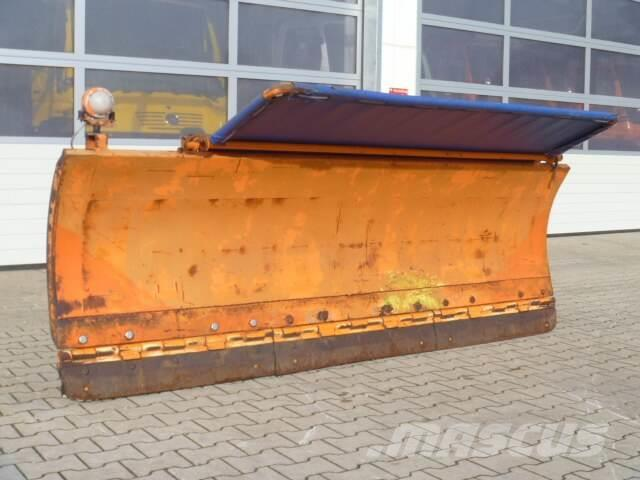 Unimog Schneepflug - Schneeschild Schmidt CP3