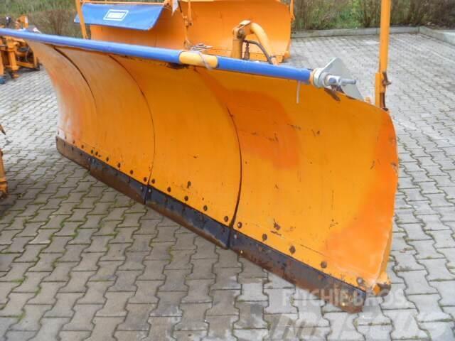 Unimog Schneepflug - Schneeschild Schmidt MF 5.3