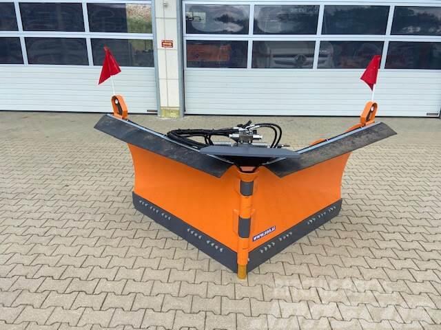 Unimog Schneepflug - Schneeschild RASCO SPTT 3.2