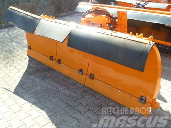 Unimog Schneepflug - Schneeschild Schmidt ML 3.2