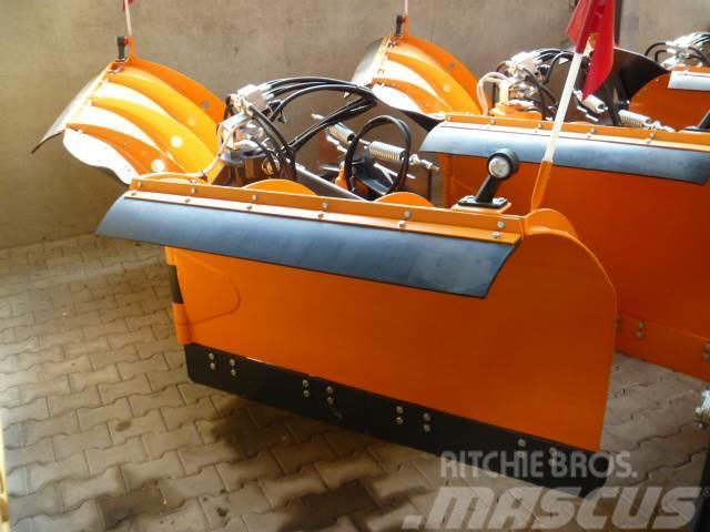 Unimog Schneepflug - Schneeschild SON SPV Vario