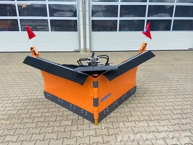 Unimog Schneepflug - Vario SON SPVK-300X